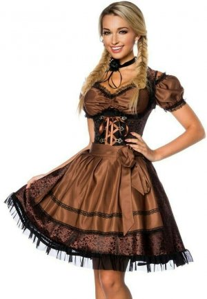 Dirndline Dirndl multicolored
