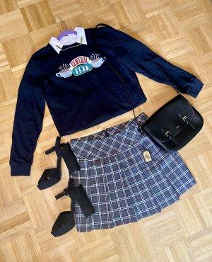 Preppy School Girl Mini-Rock