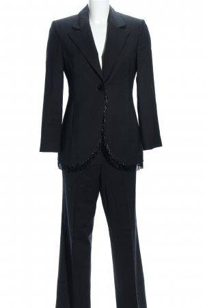 Prestige Elegance Web Twin Set schwarz Elegant