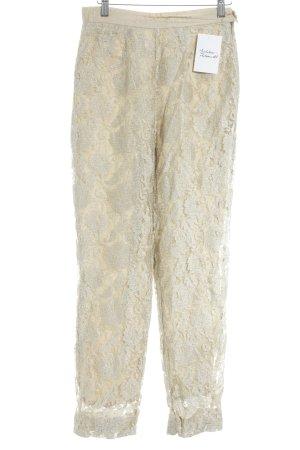 Prestige Pantalone jersey beige chiaro elegante