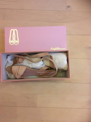 Pretty Ballerina Sandale rosa neu 38