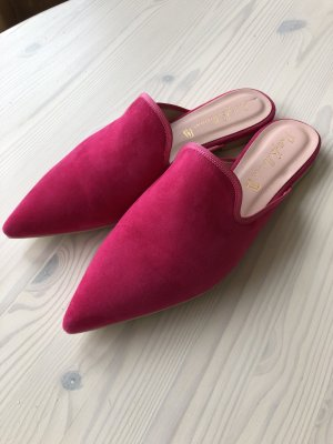 Pretty ballerinas Klompen roze Leer