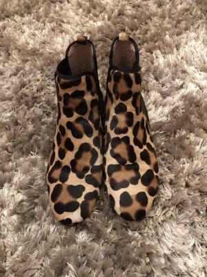 Pretty ballerinas Chelsea Boots Leopard