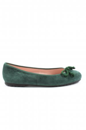 Pretty ballerinas Klassische Ballerinas grün Casual-Look