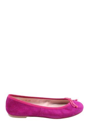 Pretty ballerinas Klassische Ballerinas pink Casual-Look