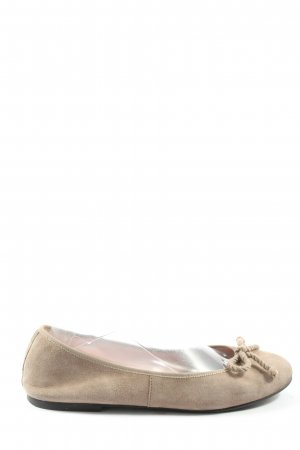 Pretty ballerinas Klassische Ballerinas braun Casual-Look