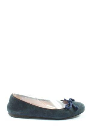 Pretty ballerinas Klassische Ballerinas blau Casual-Look