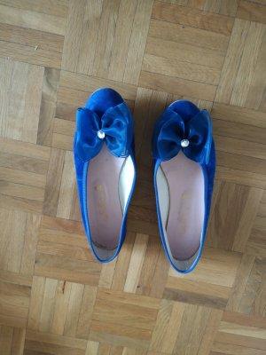 pretty ballerinas königsblau gr. 38