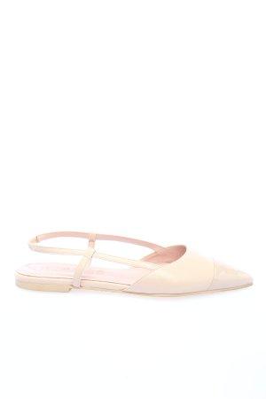 Pretty ballerinas Slingback Ballerinas cream-natural white casual look
