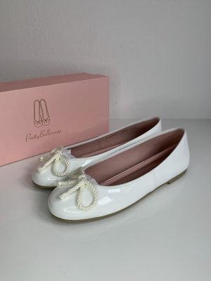 Pretty Ballerinas White NEU