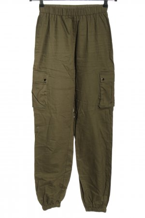 Pretty Little Thing Cargohose khaki Casual-Look