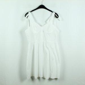 PRETTY LITTLE THING Kleid Gr. 42 weiß (20/08/021*)