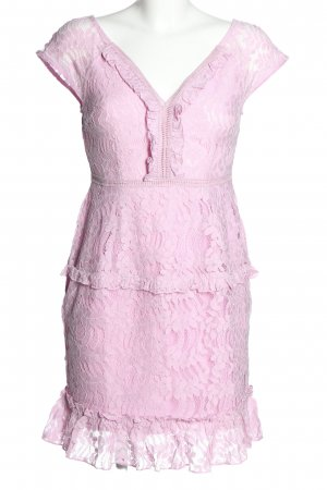 Pretty Little Thing Kurzarmkleid pink Casual-Look
