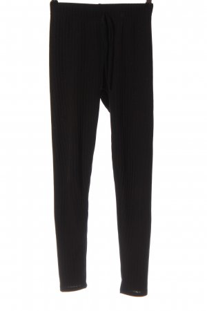 Pretty Little Thing Stoffhose schwarz Casual-Look