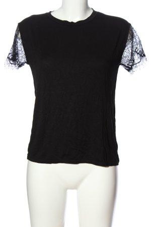 Pretty Little Thing T-Shirt schwarz Casual-Look