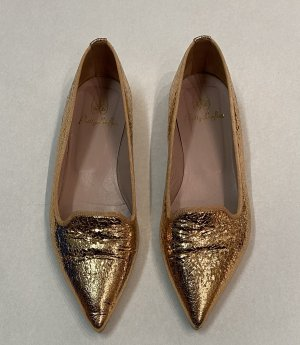 Pretty Loafer in Roségold-Metallic