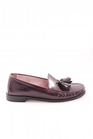 Pretty Loafers Mocasines marrón look casual