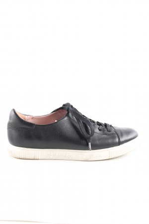 Pretty Loafers Schnürsneaker schwarz Casual-Look