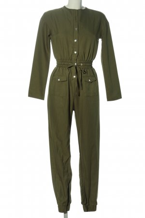 PrettyLittleThing Jumpsuit khaki Casual-Look