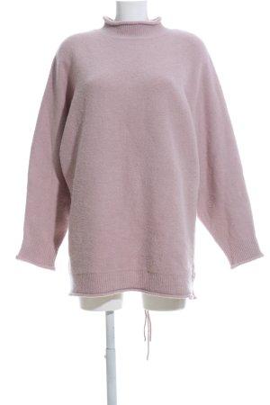 PrettyLittleThing Rollkragenpullover pink Casual-Look