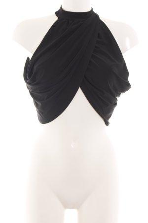 PrettyLittleThing Haut dos-nu noir élégant
