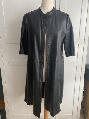 Pride To Be Vestido de cuero negro Cuero