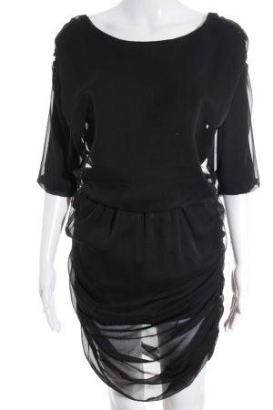 Prim I Am Blusenkleid schwarz Elegant