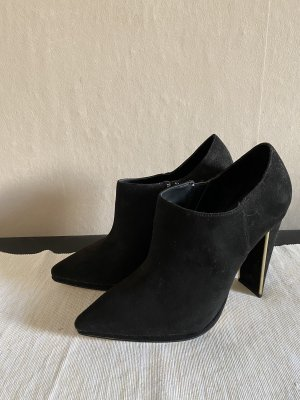 primadonna Zipper Booties black