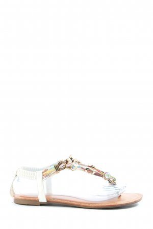 primadonna Dianette Sandals white casual look