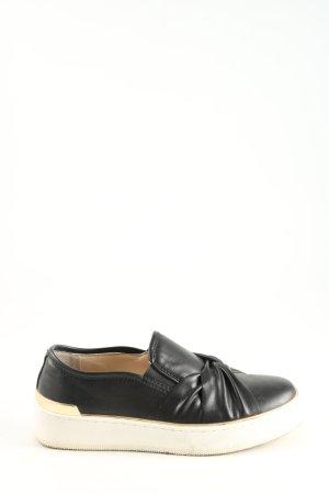 primadonna Slip-on Sneakers black casual look