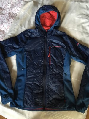 Vaude Outdoor Jacket multicolored polyamide