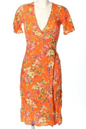 Primark Blusenkleid Blumenmuster Casual-Look