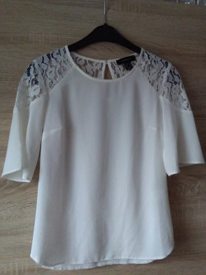 Primark Blusenshirt in weiß