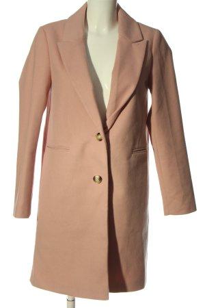 Primark Długi płaszcz nude W stylu casual