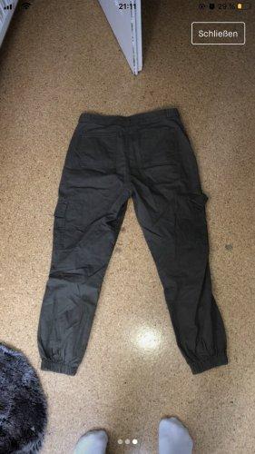 Primark Pantalon cargo kaki