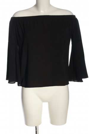 Primark Carmen Blouse black casual look