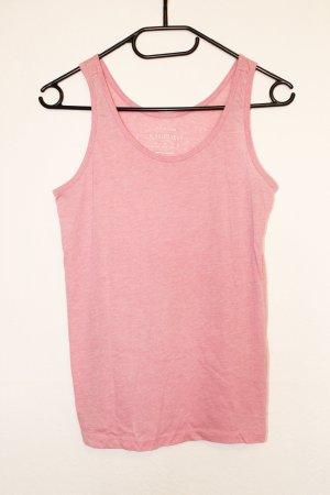 Primark Top linea A albicocca-rosa chiaro Poliestere