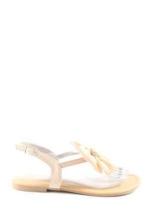Primark Dianette Sandals natural white casual look