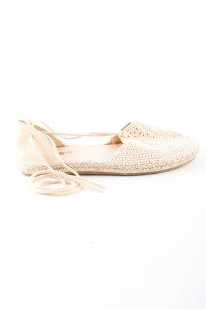 Primark Espadrille Sandals cream elegant