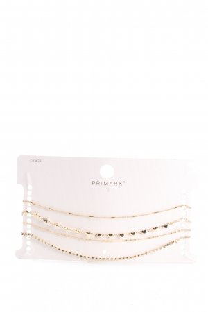 Primark Collar color oro look casual