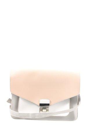 Primark Handtasche weiß-creme Casual-Look