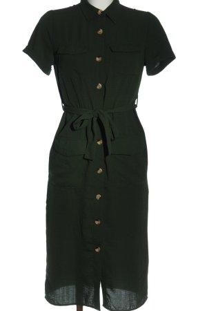 Primark Hemdblusenkleid grün Casual-Look