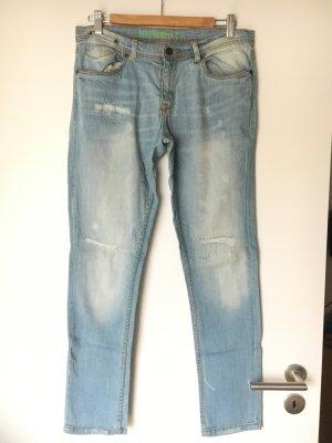 Primark Jeans destroyed 36 38 Boyfriend Style