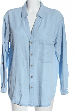 Primark Jeanshemd blau Casual-Look