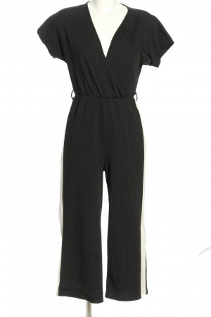 Primark Jumpsuit schwarz Business-Look