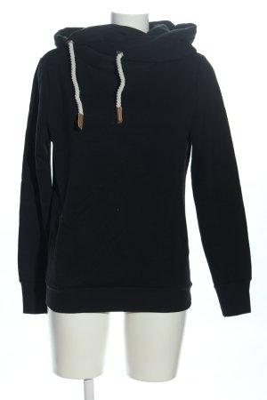Primark Kapuzensweatshirt schwarz Casual-Look