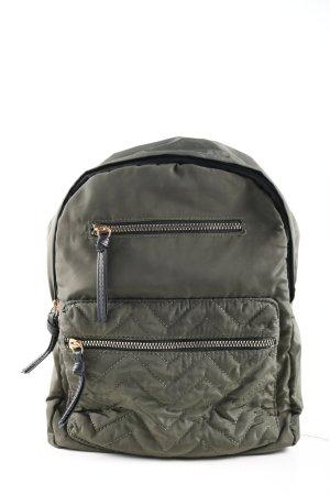 Primark Mini sac à dos gris clair style décontracté