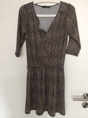 Primark Kleid Leo Leopardenmuster 40