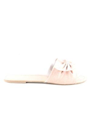 Primark Komfort-Sandalen pink Casual-Look
