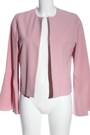 Primark Korte blazer roze casual uitstraling
